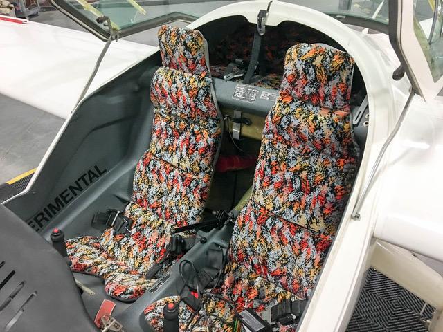 N302AH Seats