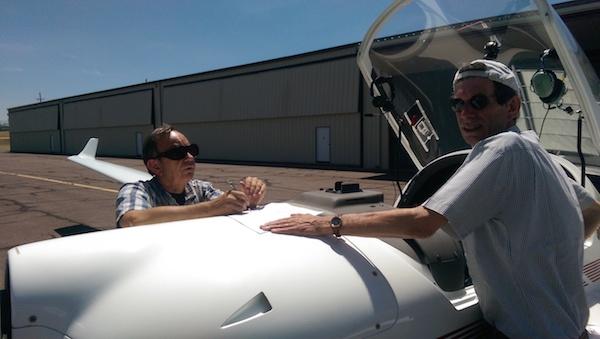 Stephen Ryan & the FAA Examiner